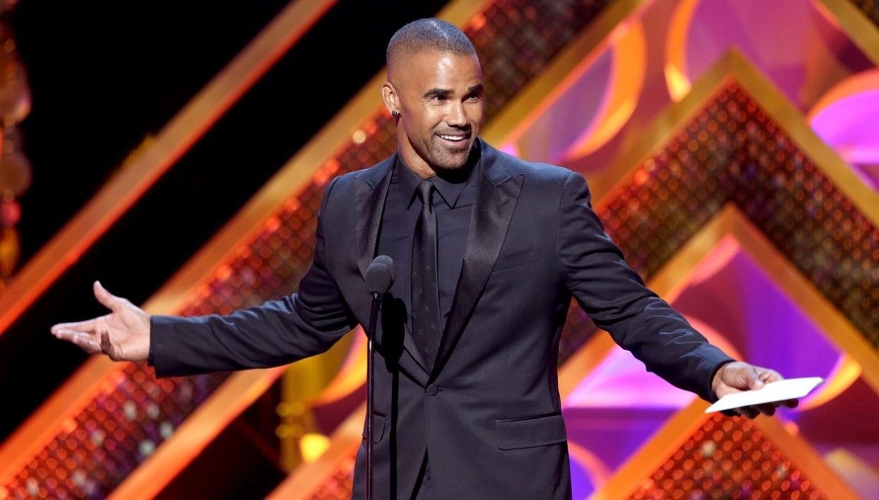 Shemar Moore, le 26 avril 2015