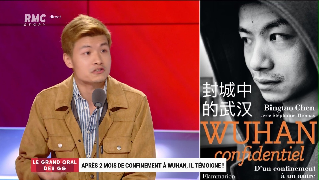 "REPLAY RADIO - ""Wuhan Confidentiel"": un Franco-Chinois raconte son double confinement dans les ""Grandes Gueules"""