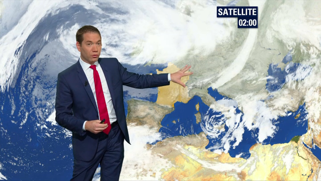 La météo de Christophe Person