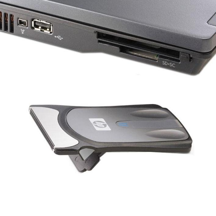 hp Souris PC Card