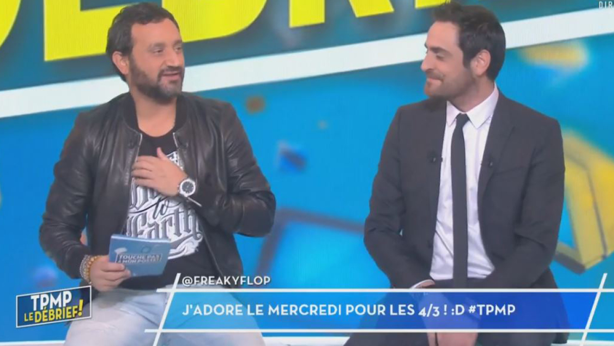 Le patron de C8 donne sa version des faits — Clash Hanouna/Guillon