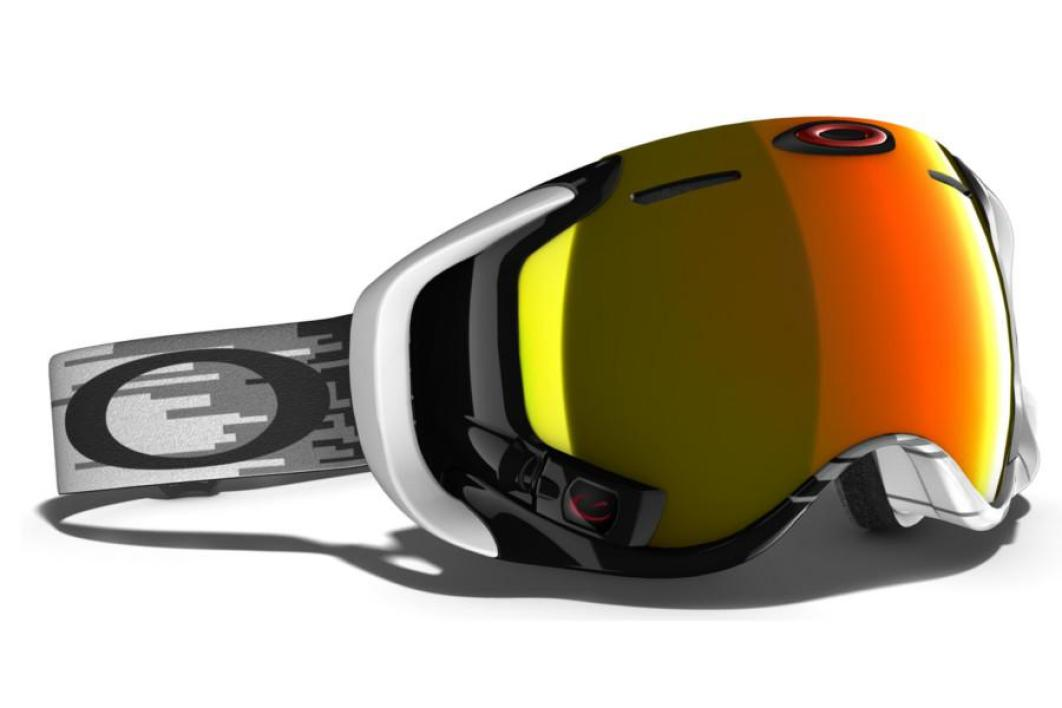 cdda7021a6b529 Oakley AirWave 1.5   le test complet - 01net.com