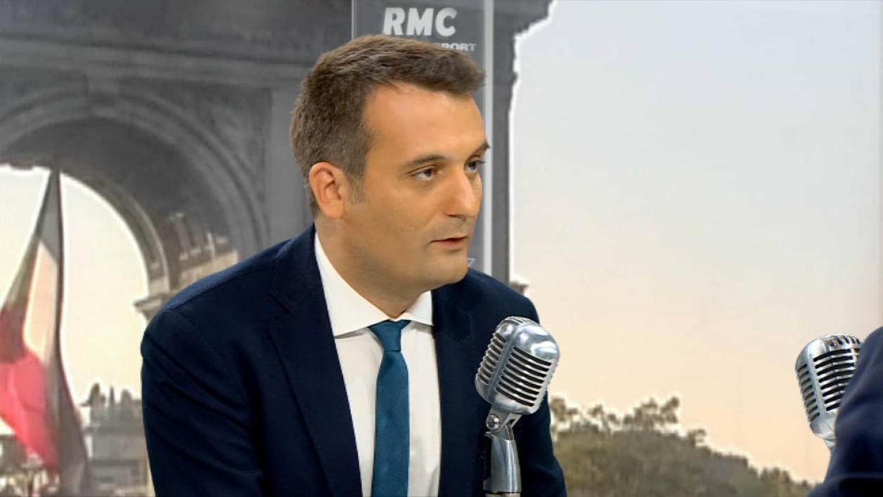 Florian Philippot face à Jean-Jacques Bourdin: les tweets de l'interview