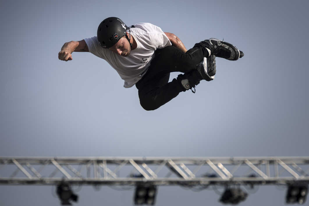 FISE - Roller freestyle