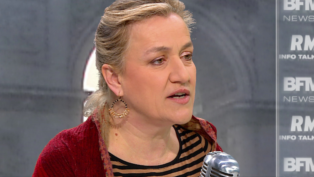 Irène Frachon face à Jean-Jacques Bourdin: les tweets de l'interview