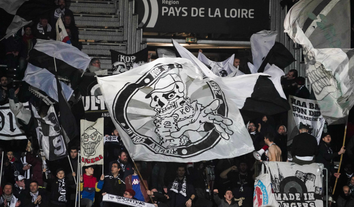Angers en Youth League