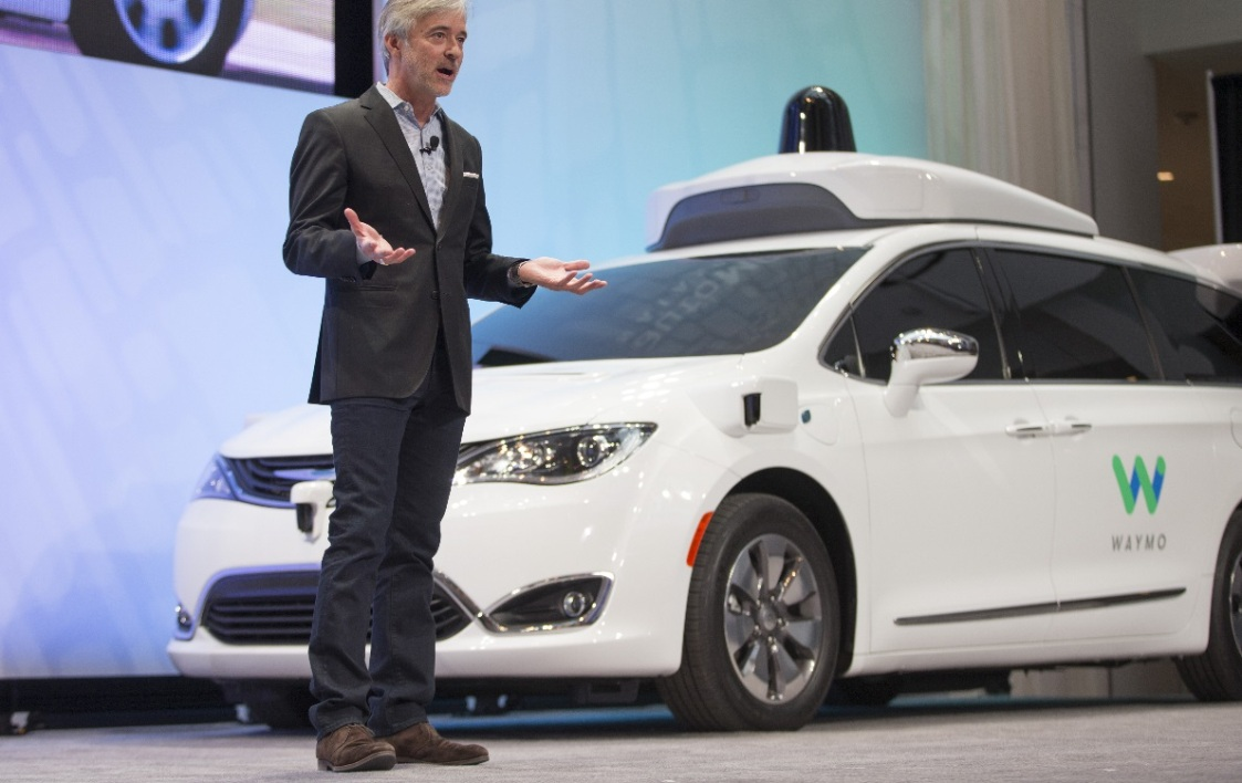 Waymo accuse Uber.