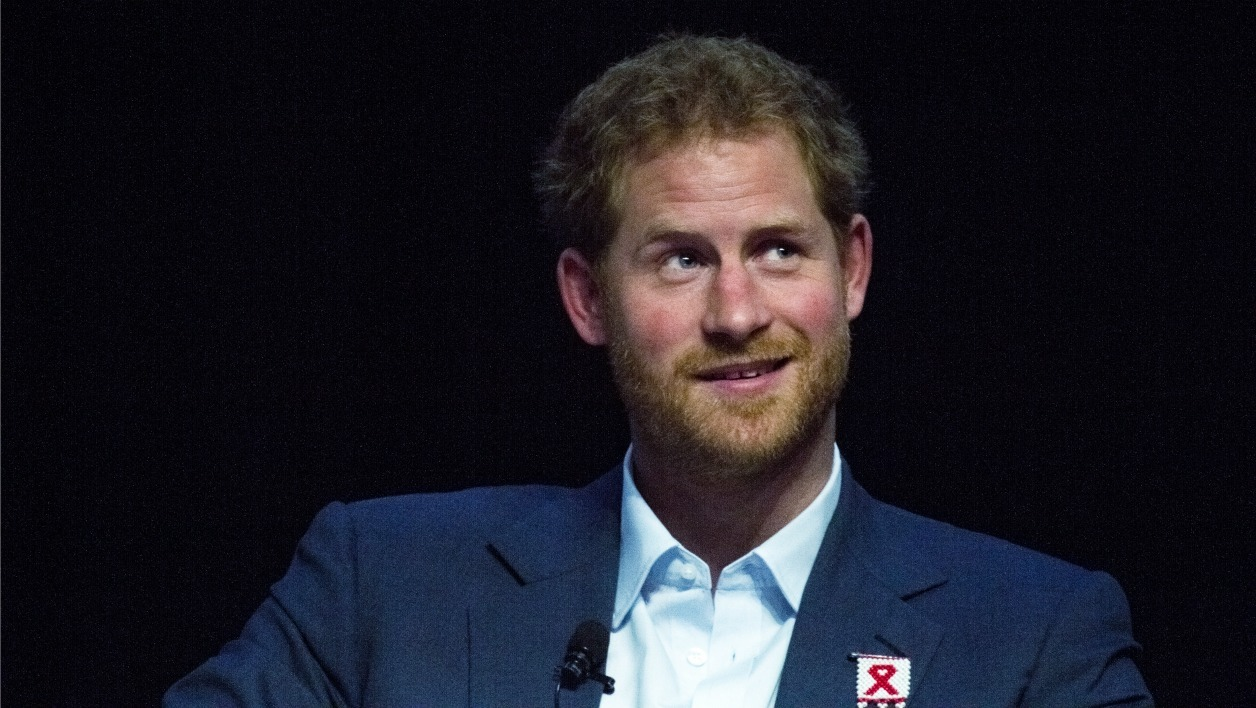 Britain's Prince Harry attends the International Aids Conference at the international convention centre in Durban on July 21, 2016. Britain's Prince Harry and Elton John shared a stage in South Africa, warning that complacency threatened efforts to defeat AIDS and urging young people to lead the fight.