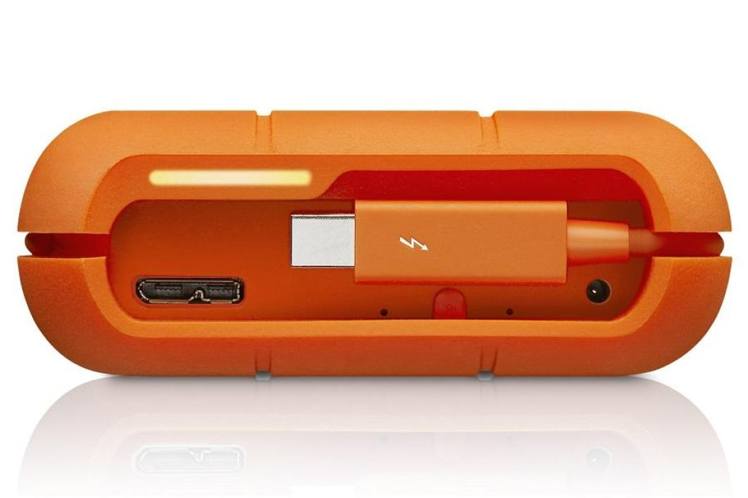 Lacie Rugged Raid 4 To