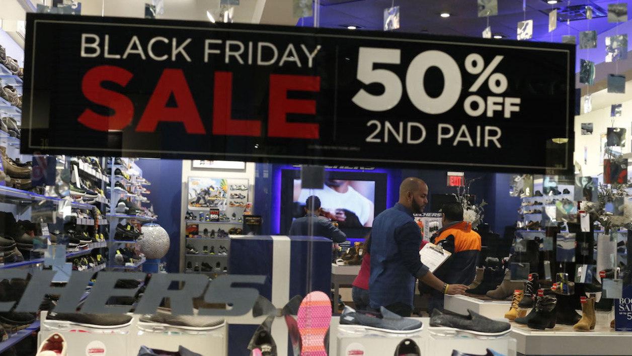 Black Friday: le buzz a-t-il été plus fort que les ventes?