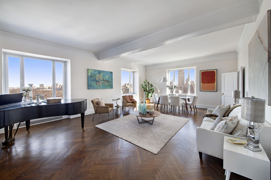 Un rabais de 23 sur l 39 appartement invendable de luciano pavarotti - Appartement new york a vendre ...