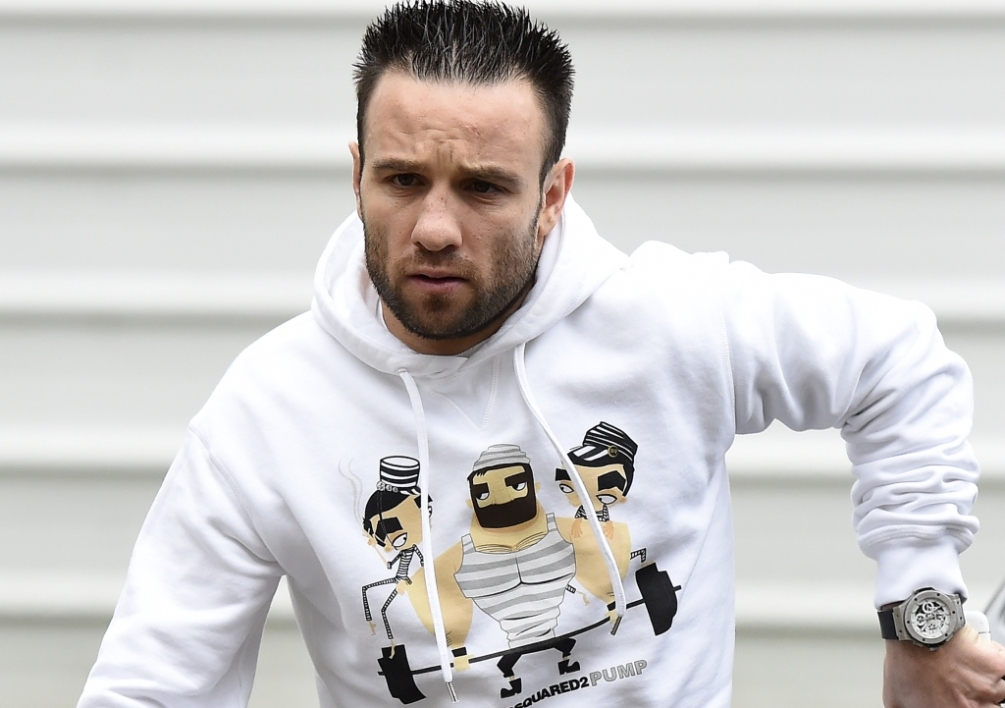 Affaire de la sextape: Valbuena auditionné vendredi
