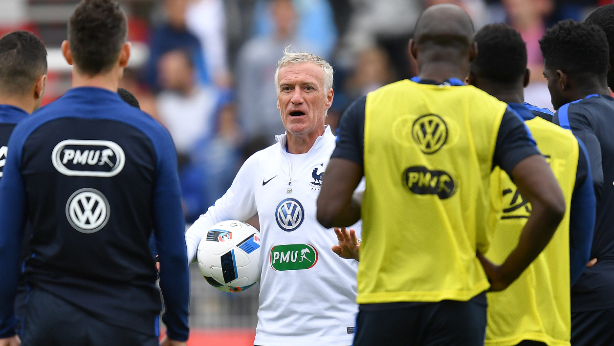 Euro 2016 : Deschamps se paye Genesio