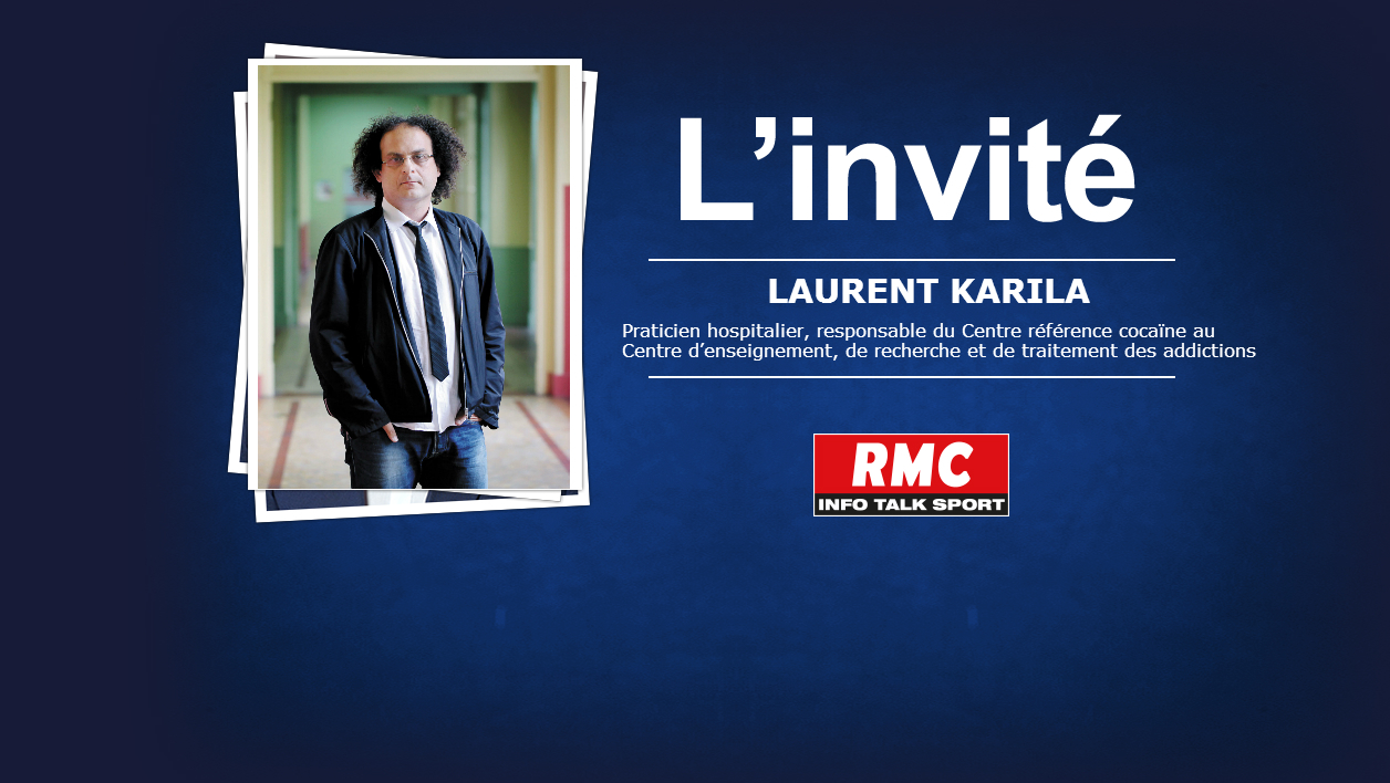 Laurent Karila, l'invité de 14h20 du 28/05