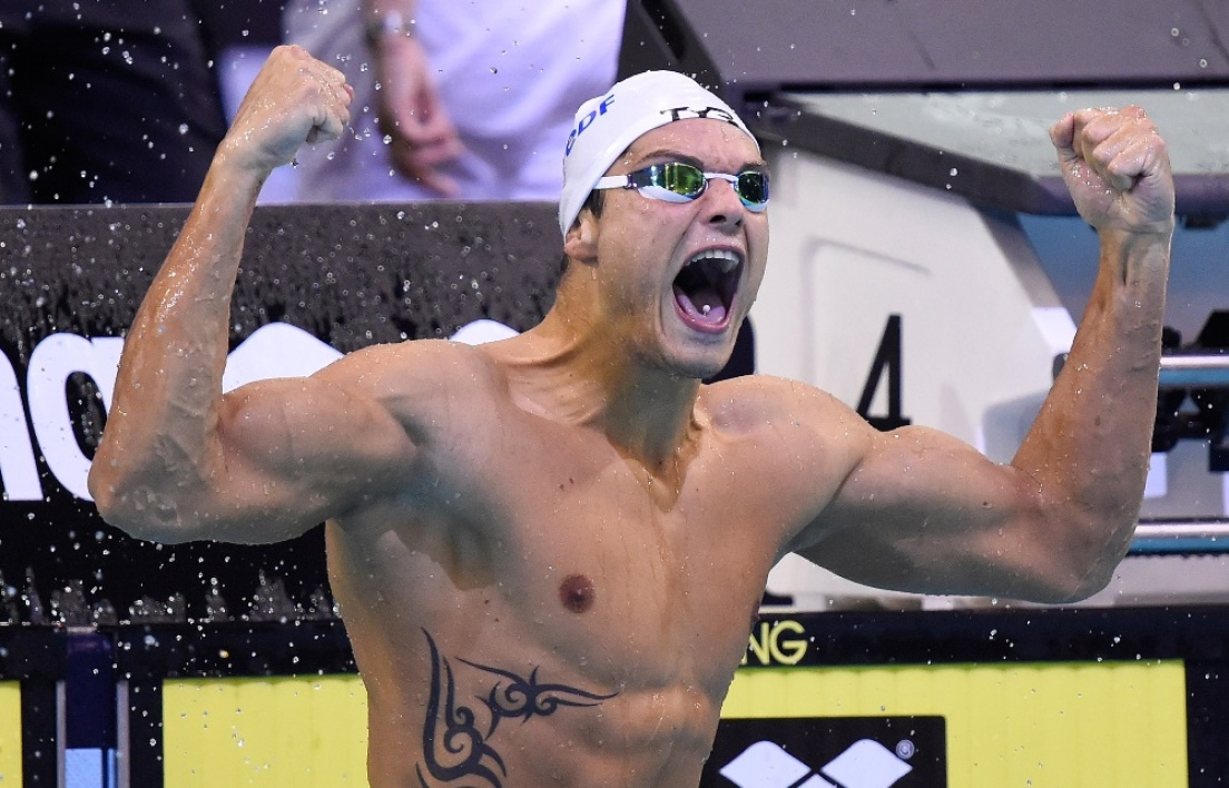 Florent Manaudou : un aller simple pour la légende