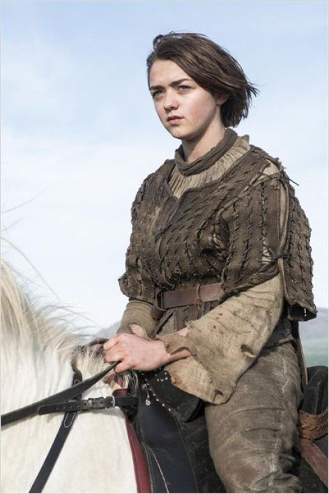 Game Of Thrones : Maisie Williams a du mal à gérer sa notoriété