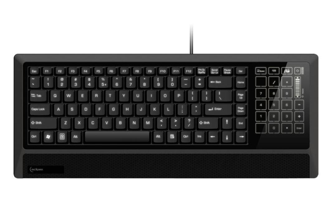 Eclipse Wireless Litetouch Keyboard