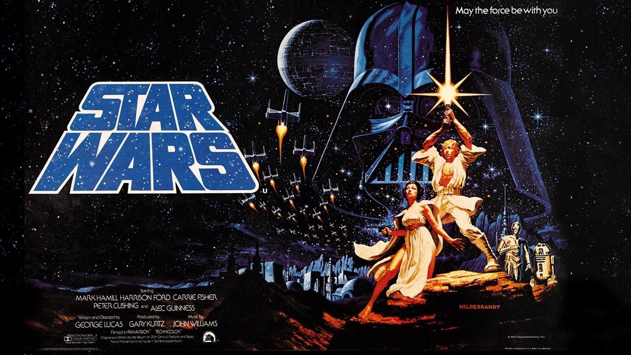 Des fans reconstituent Star Wars dans sa version originale de 1977