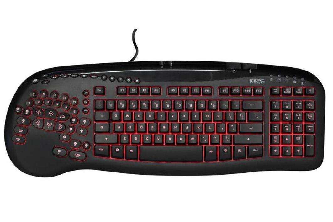 SteelSeries Merc Stealth