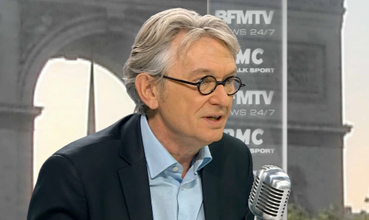 Jean-Claude Mailly face à Jean-Jacques Bourdin: les tweets de l'interview