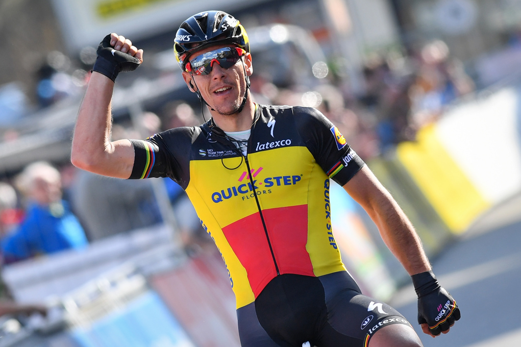 VIDEO - Amstel Gold Race: Gilbert fait coup double