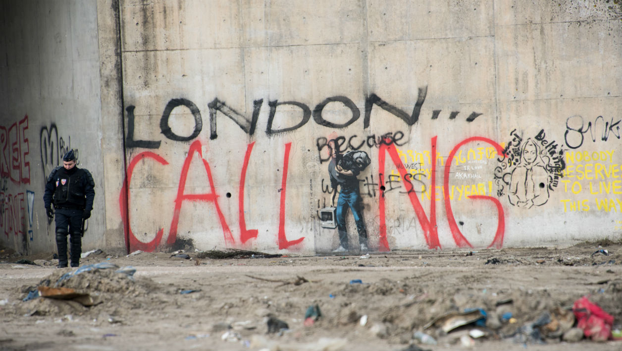 Jungle, calais, douvres, brexit