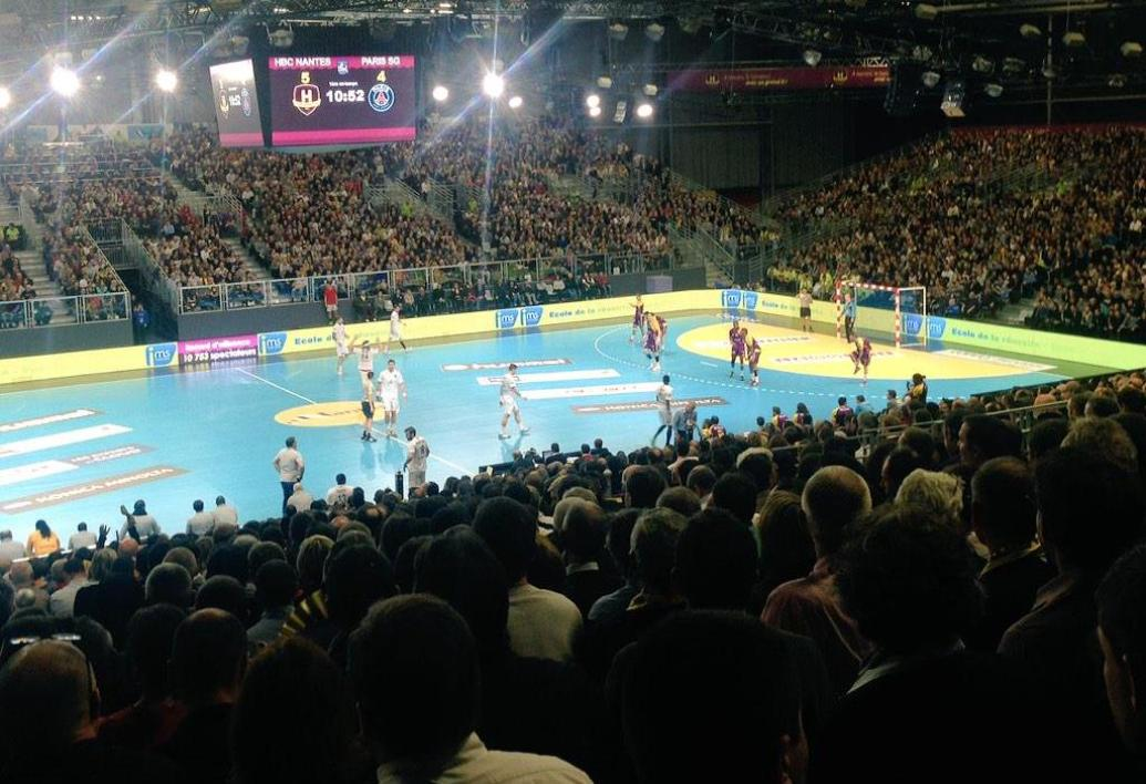 Nantes et le hand s'offrent un record national d'affluence !