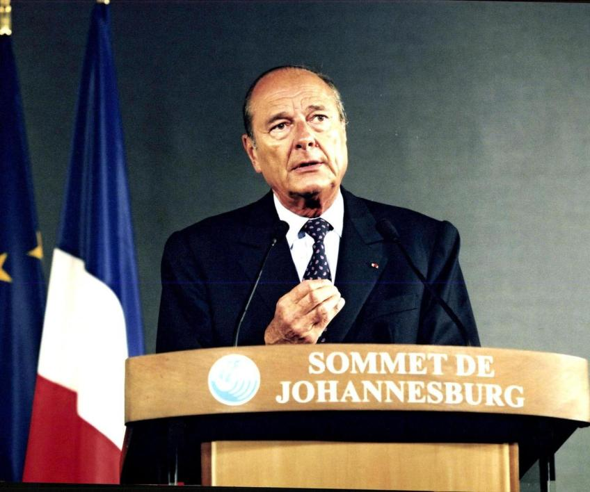 Mort de Jacques Chirac: son bilan international