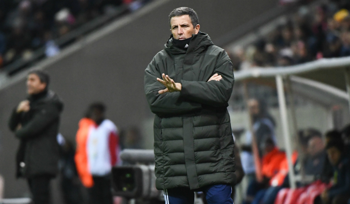 Thierry Laurey appelle à la retenue