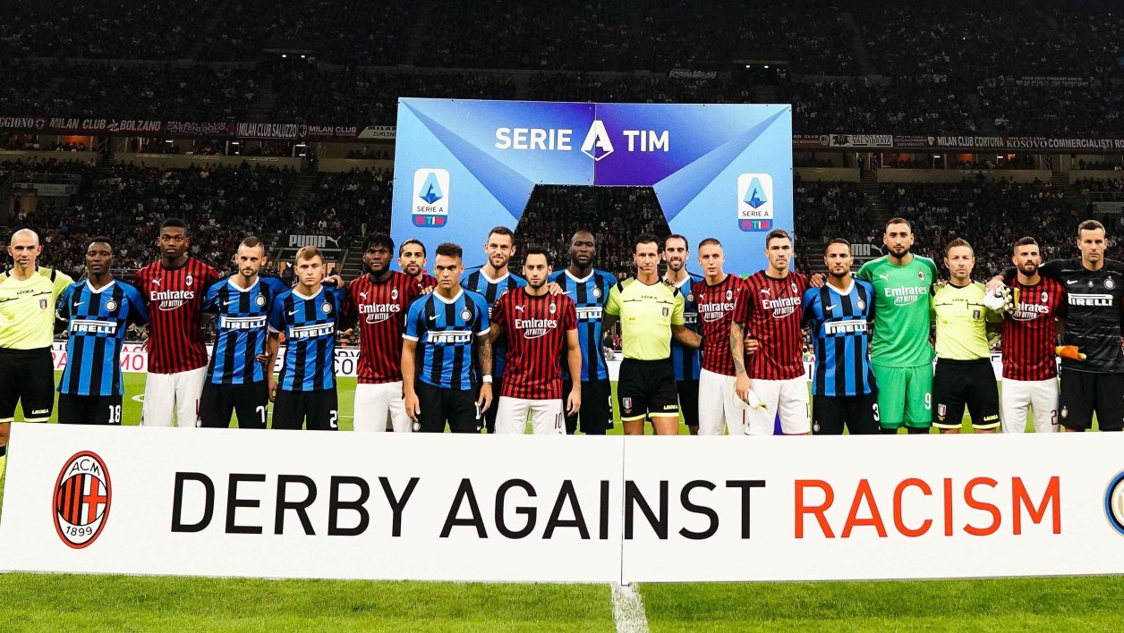 Racisme foot Serie A