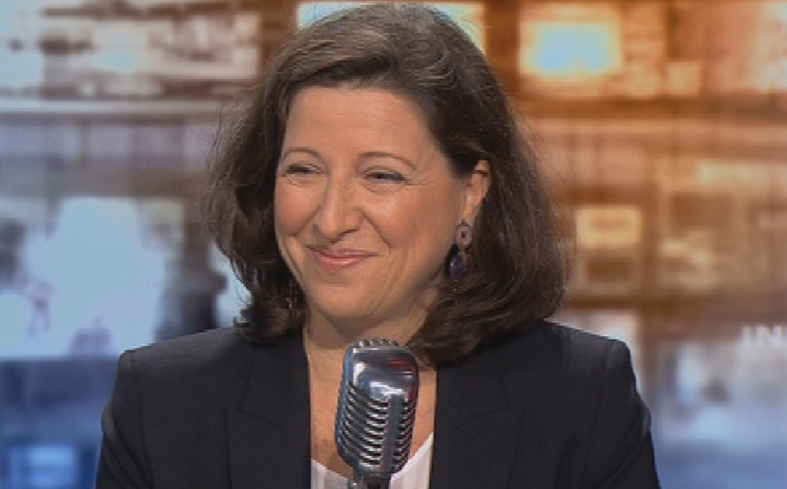 Agnès Buzyn, présidente de l'Institut national du cancer.