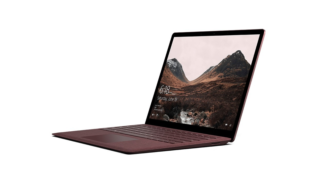 Microsoft Surface Laptop (Core i5 8 Go 256 Go)