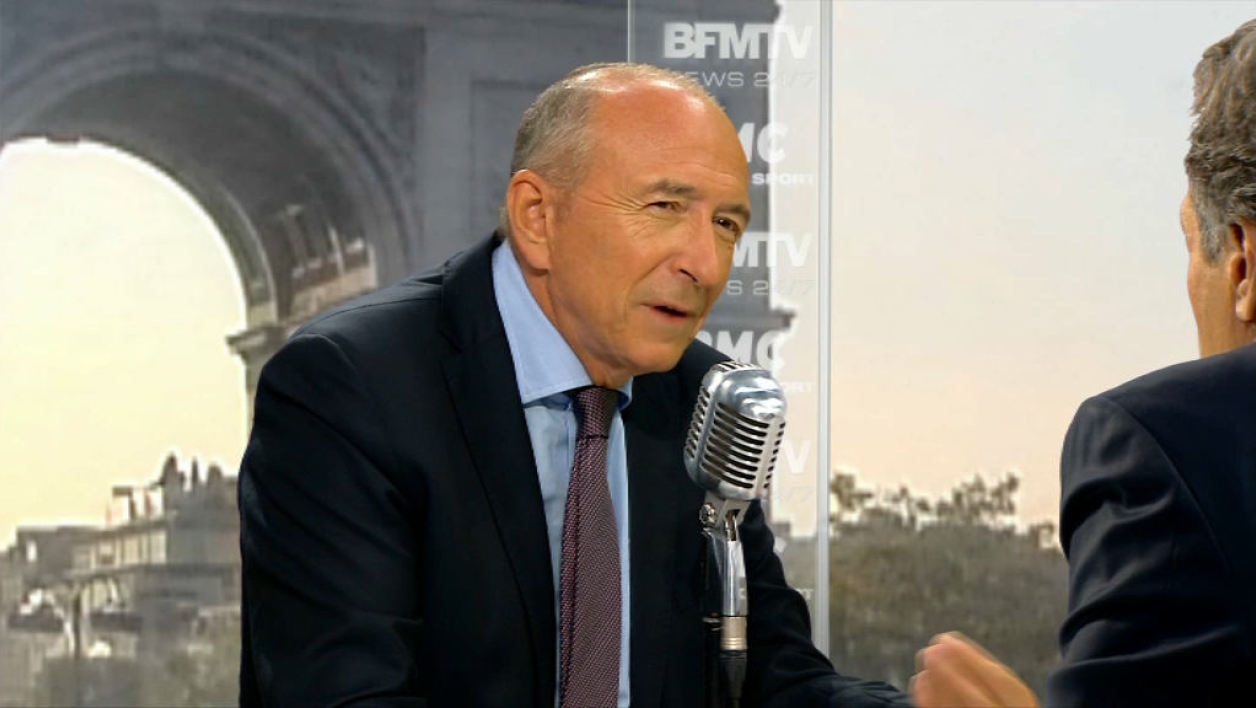 Gérard Collomb face à Jean-Jacques Bourdin: les tweets de l'interview