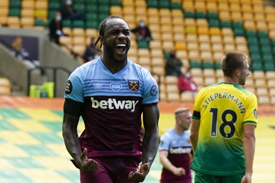 Michail Antonio (West Ham)