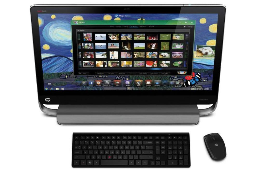 hp Omni 27-1020ef All-in-One PC