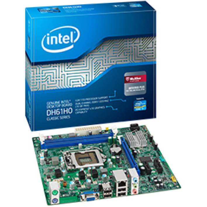 Fiche technique Intel DH61HO
