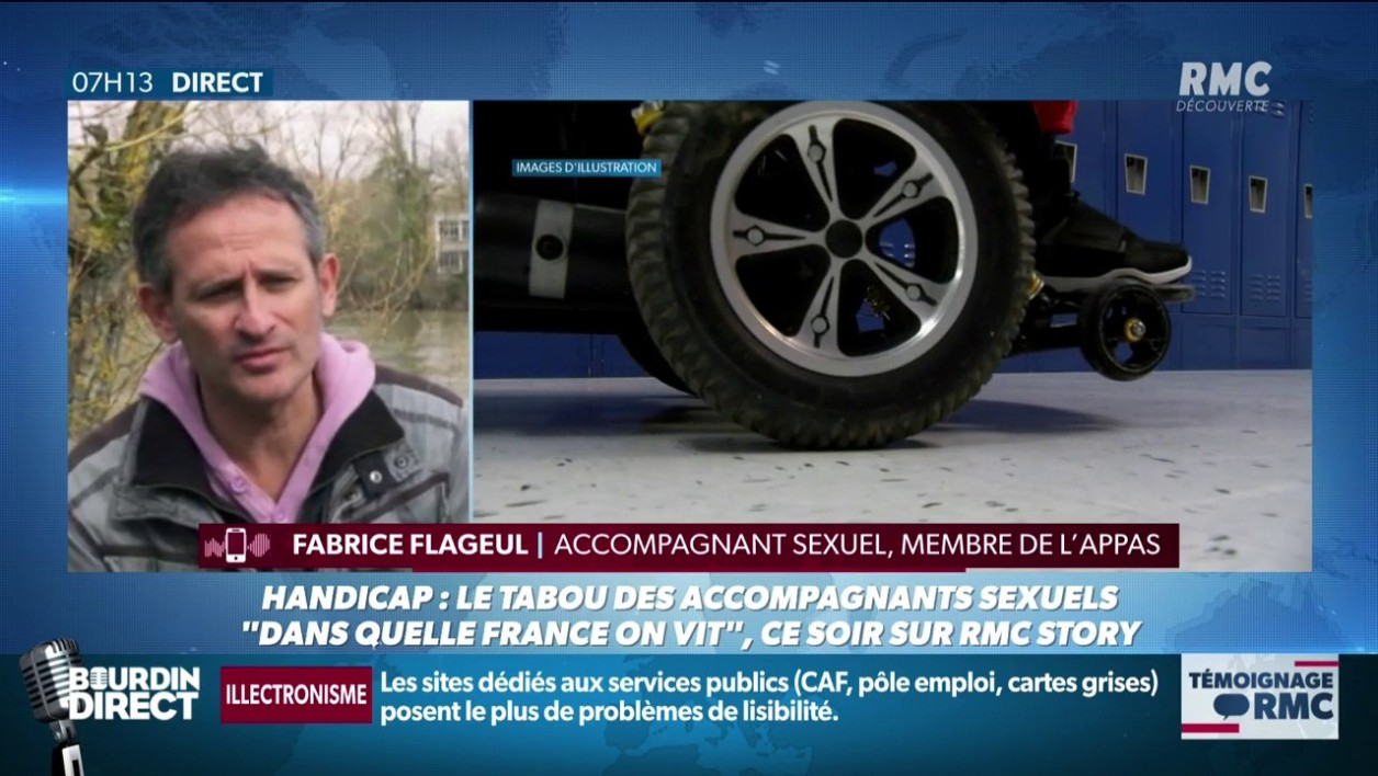 Accompagnant sexuel
