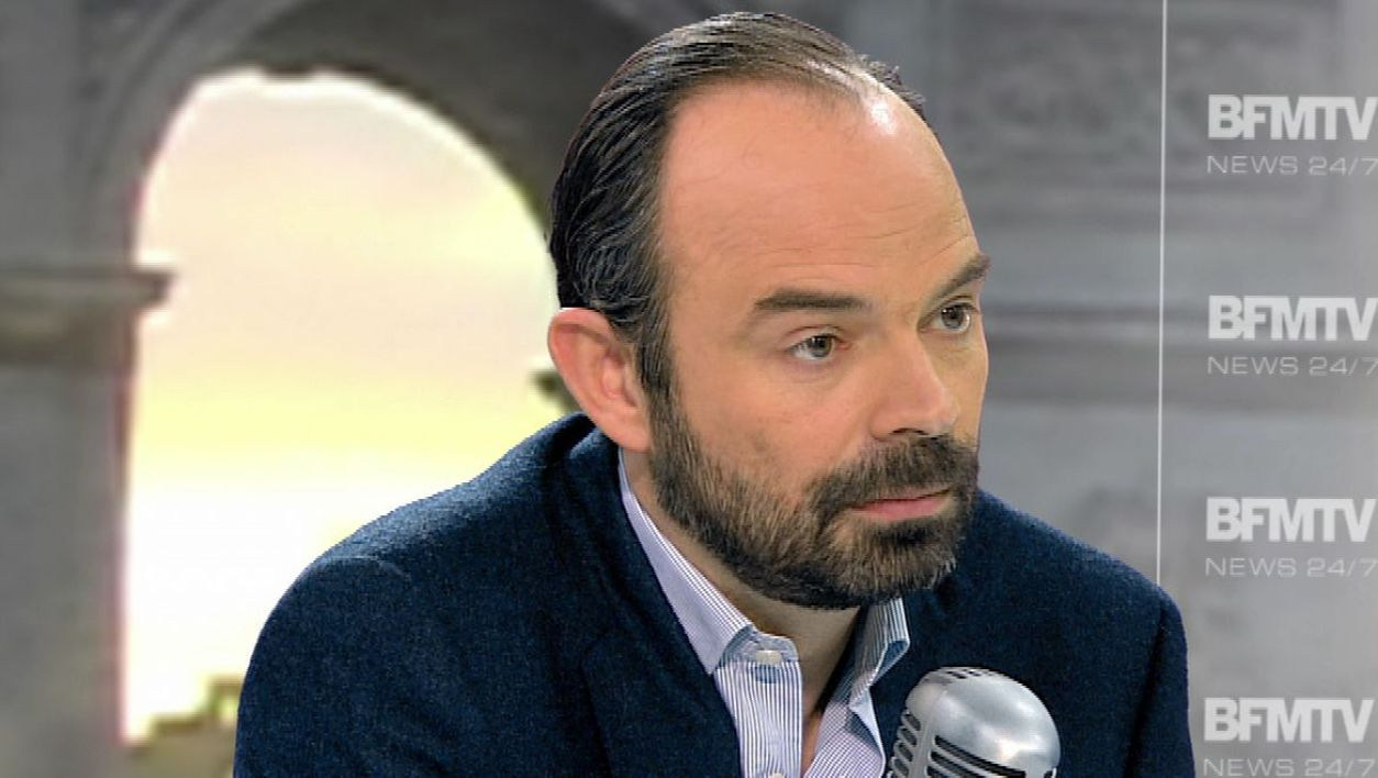 Image result for Édouard Philippe