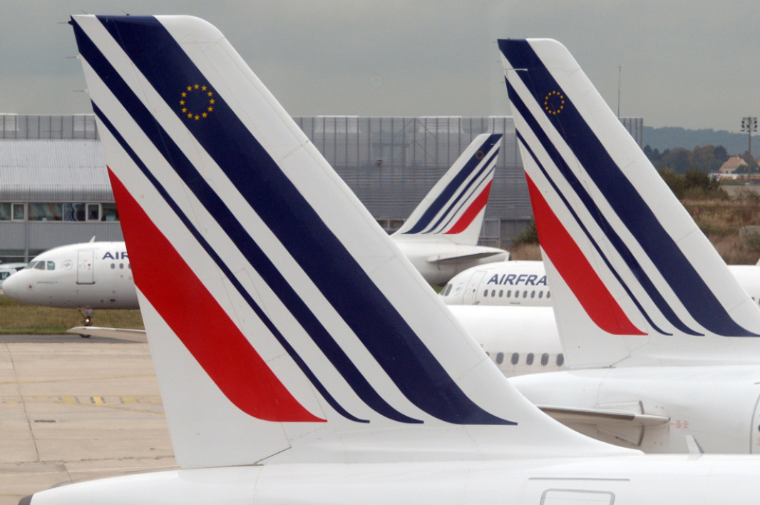 Air France Ebola avion vol Nigeria Roissy