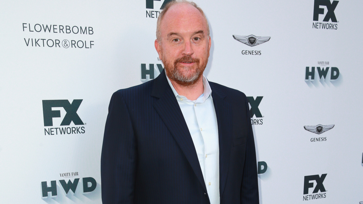 Louis C.K. le 16 septembre 2017 en Californie