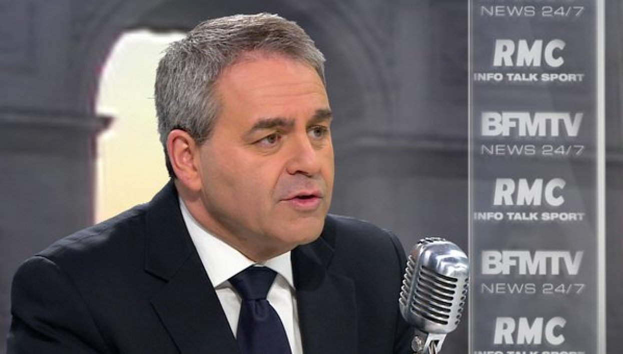 Xavier Bertrand face à Jean-Jacques Bourdin: les tweets de l'interview