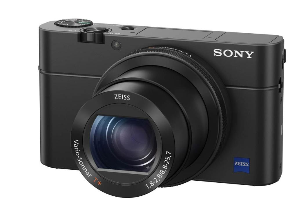 Sony Cyber-shot RX100 Mark IV