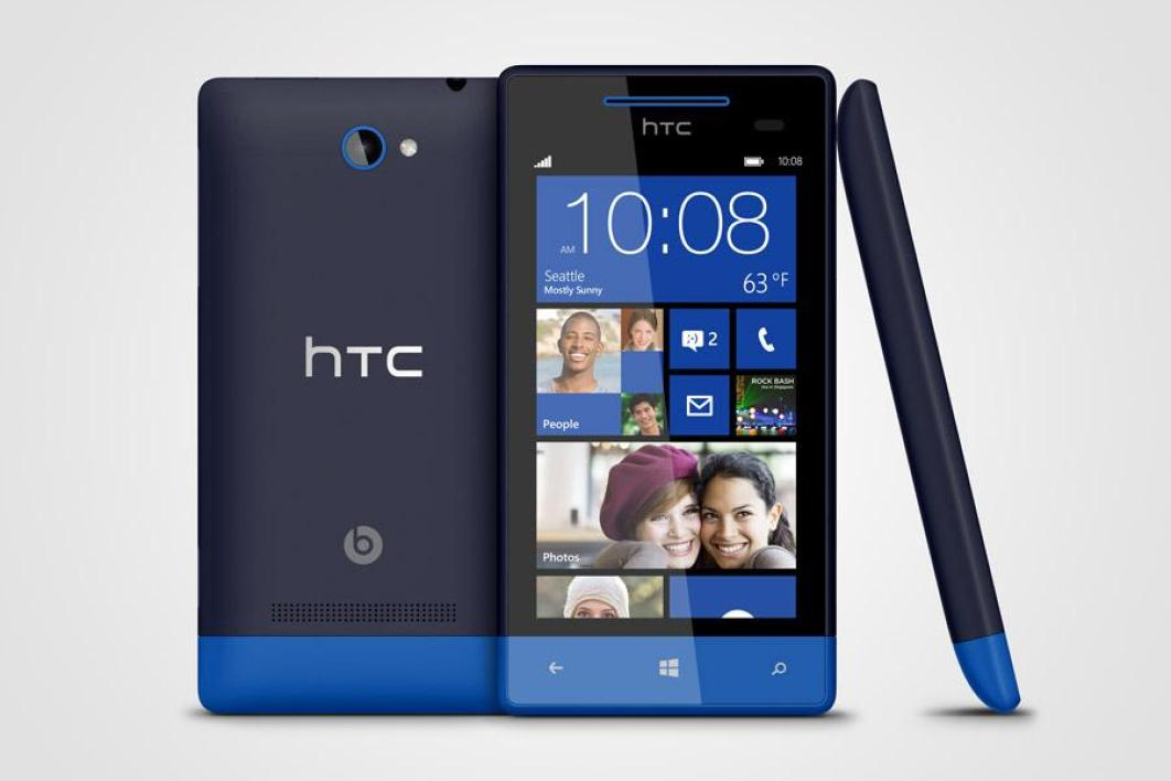 HTC Windows Phone 8S par HTC