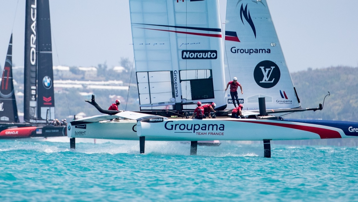 Groupama Team France (Coupe de l'America)