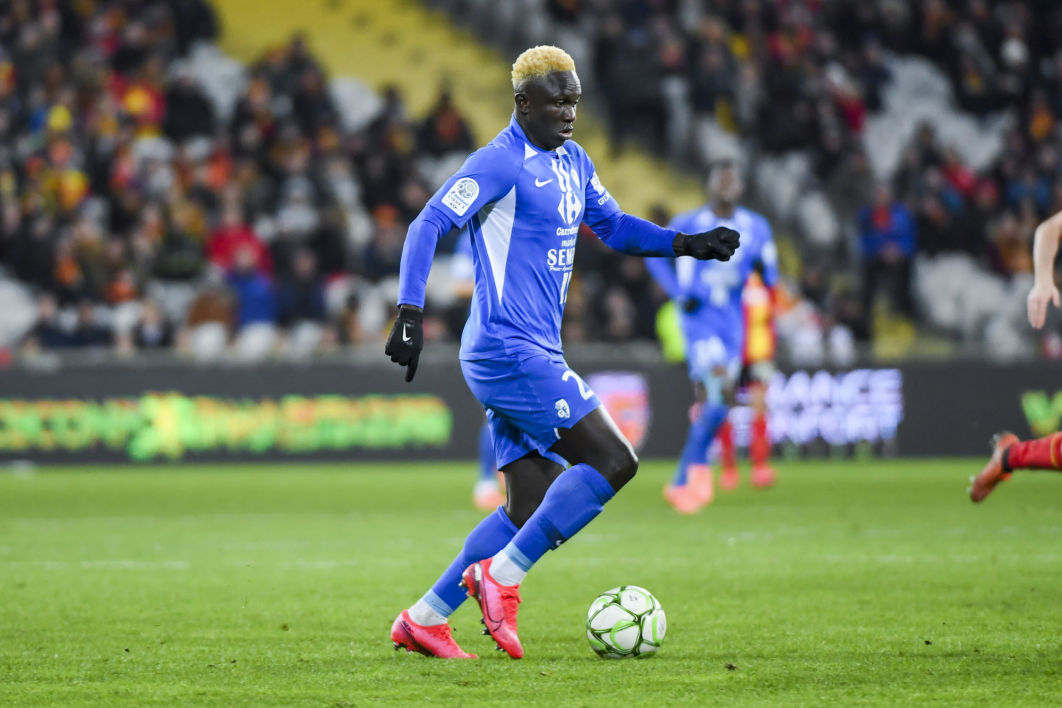 Moussa Djitte - Grenoble