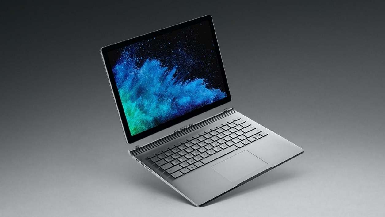 Microsoft Surface Book 2 (Core i7 1 To 16 Go GeForce)