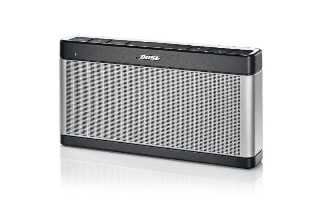 test de la bose soundlink iii une enceinte sans fil. Black Bedroom Furniture Sets. Home Design Ideas