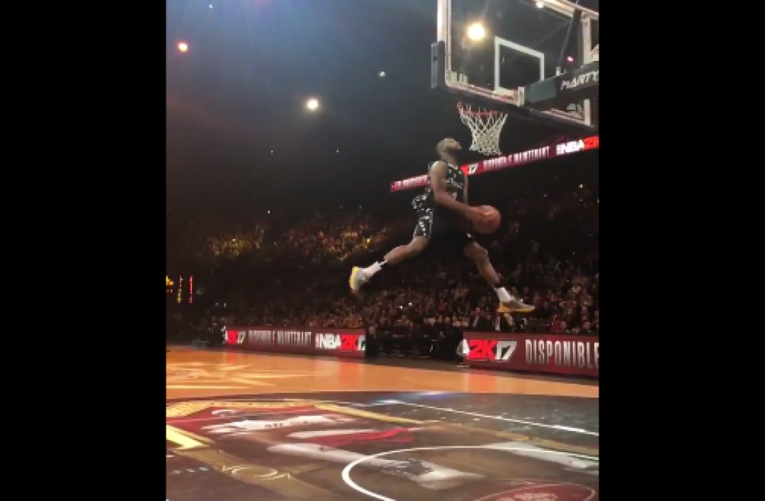 All Star Game Pro A : revivez le concours de dunks