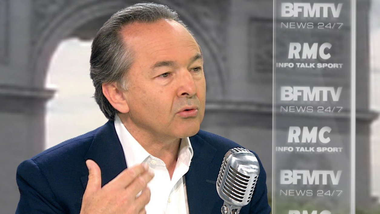 Gilles Kepel face à Jean-Jacques Bourdin: le retweet de l'interview