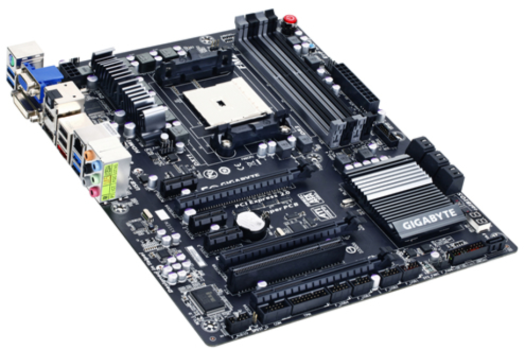 Fiche technique Gigabyte GA-F2A85X-UP4 (rev. 1.0)